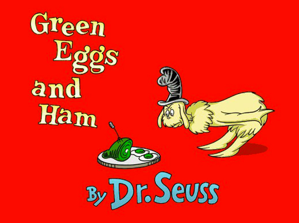 Green Eggs and Ham with Don Pease